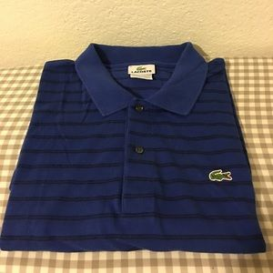 3-pack Lacoste Polo Shirts